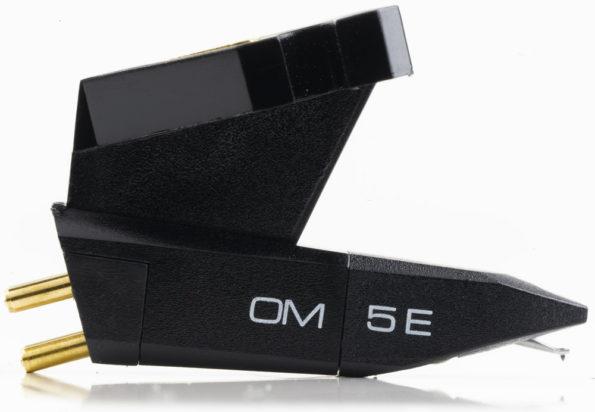 2 OM 5E side view