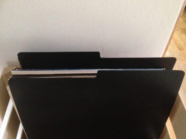 Dividers LP black 320×355-340
