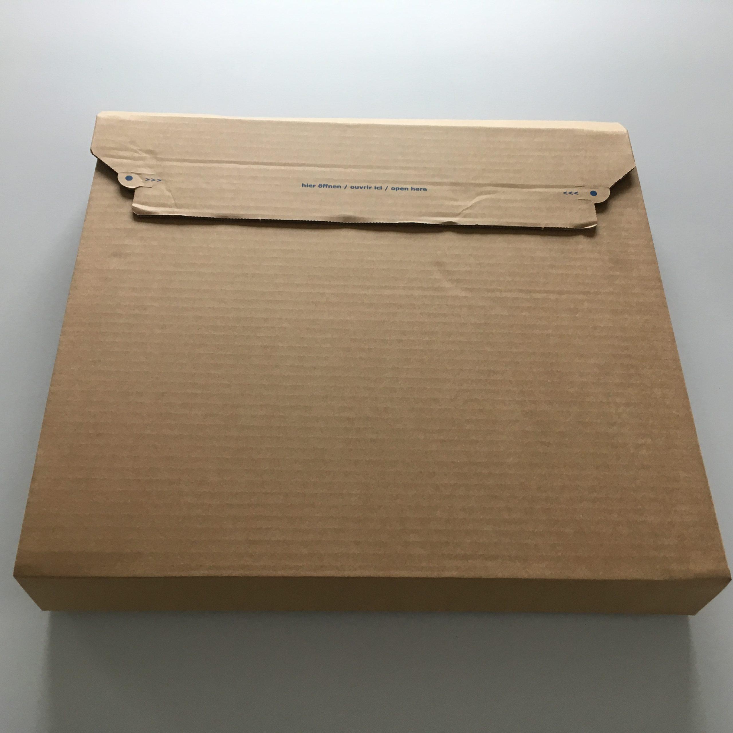 Picture of: 12 Karton Box Til Forsendelse Af Lp Er 10 Stk Renvinyl