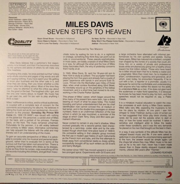 Miles Seven steps1