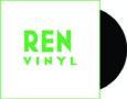 Ren Vinyl logo template original