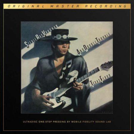 """Stevie Ray Vaughan, """"Texas Flood"""""""
