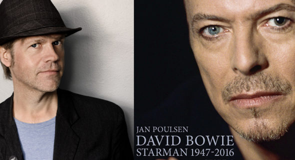David Bowie Foredrag i Bagsværd