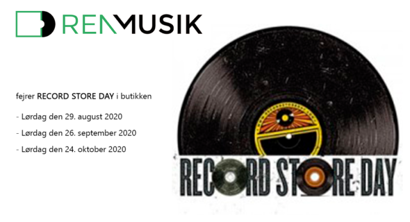 Record Store Day i RenMusik
