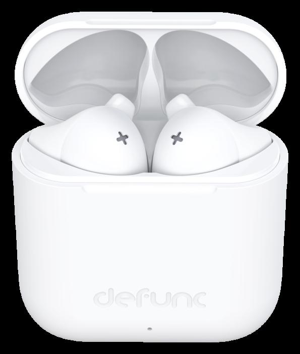 Defunc-TRUE-GO-SLIM-White-Charging-Case